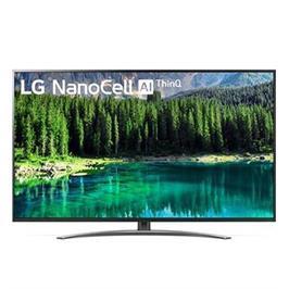 """טלוויזיה """"75 חכמה Smart TV ברזולוציית 4K Ultra HD תוצרת LG דגם NanoCell 75SM8600"""
