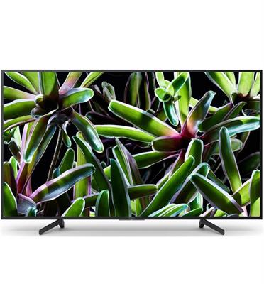 """טלויזיה """"49 4K LED SMART TV תוצרת Sony דגם KD-49XG7096"""