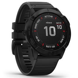 שעון הספורט המתקדם ביותר בעולם עם מגוון פעולות מבית GARMIN דגם fenix 6X Pro