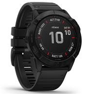 שעון הספורט המתקדם ביותר בעולם עם מגוון פעולות מבית GARMIN דגם fenix 6X Pro 010-02157-01H