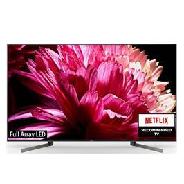 """טלויזיה """"55 4K LED TV תוצרת Sony דגם KD-55XG9505BAEP"""