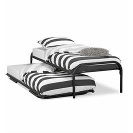 מיטה נפתחת למיטה זוגית או לשתי מיטות נפרדות היי רייזר מבית BRADEX דגם PALETA