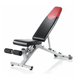 ספה מקצועית רב תכליתית המאפשרת למעלה מ-30 תרגילים לכל חלקי הגוף מבית BOWFLEX דגם BOWFLEX 4.1