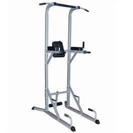מתקן כושר ביתי המשלב תרגילי מתח, בטן, מקבילים ושכיבות סמיכה דגם TARGET 4201