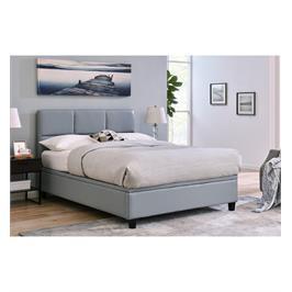 מיטה זוגית 140*190 עם ארגז מצעים מבית DIVANI דגם ליסה