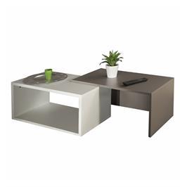 שולחן סלון מעוצב ומודולרי מבית BRADEX דגם BOX