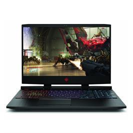 """מחשב נייד OMEN """"15.6 16GB מעבד Intel® Core™ i7-9750H תוצרת HP דגם 15-dc1004nj"""