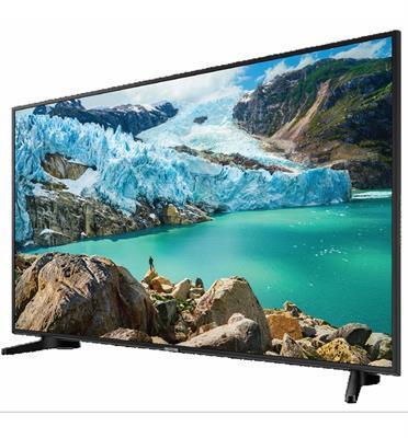 """טלוויזיה """"55 SMART TV 4K FLAT Premium slim תוצרת SAMSUNG דגם 55RU7090"""