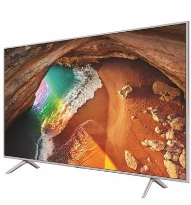 "טלוויזיה ""55 4K FLAT QLED SMART TV תוצרת SAMSUNG דגם QE55Q65R"