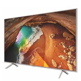 """טלוויזיה """"65 4K FLAT QLED SMART TV תוצרת SAMSUNG דגם 65Q65R"""