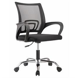 כסא משרדי ארגונומי תמיכה אורטופדית מלאה לגב מבית BRADEX דגם ANCONA