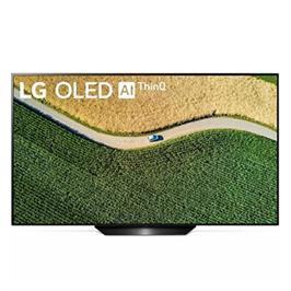 טלוויזיה 55 אינץ' בטכנולוגיית OLED ברזולוציית 4K Ultra HD עם ניגודיות אינסופית HDR ובינה מלאכותית LG  דגם OLED 55B9