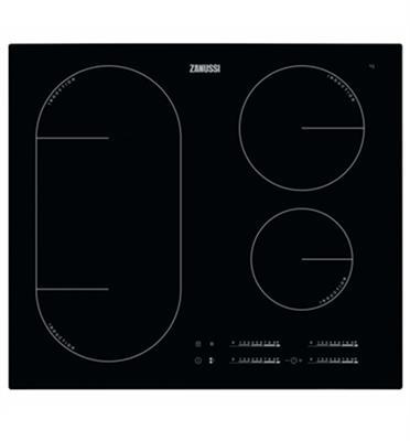 """כיריים אינדוקציה זכוכית 60 ס""""מ תוצרת ZANUSSI דגם ZIL6470CB"""