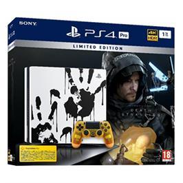 קונסולה פלייסטיישן PlayStation 4 PRO 1TB בעיצוב מיוחד דגם CUH-7216B-DSLE המלאי מוגבל!
