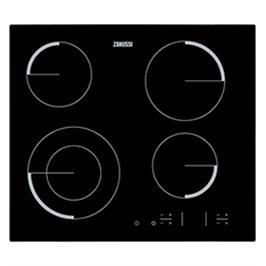 """כיריים חשמליות זכוכית קרמית 60 ס""""מ תוצרת ZANUSSI דגם ZV6121NK"""