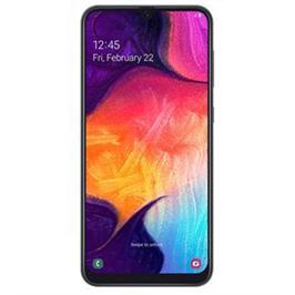 """סמארטפון """"6.4 128GB מצלמה אחורית משולשת 25+5+8MP מבית Samsung תוצרת Galaxy A50"""