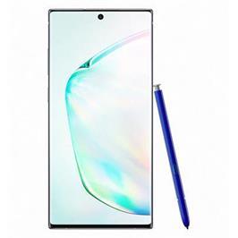 """סמארטפון 6.8"""" 256GB מצלמה אחורית 32+5+8MP תוצרת Samsung דגם Galaxy Note 10 PLUS"""