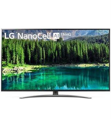טלוויזיית 55 אינץ' NanoCell חכמה Smart TV ברזולוציית 4K Ultra HD ופאנל IPS לתמונה עוצרת נשימה LG דגם 55SM8600