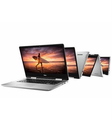 """מחשב נייד """"14 8GB מעבד Intel Core i7-10510U תוצרת DELL דגם N5491-7188"""