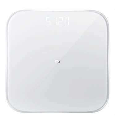 משקל חכם דור 2 עיצוב חלק באמצעות פנל זכוכית מבית Xiaomi  דגם Mi Smart Scale 2