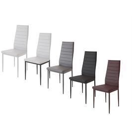 כסאות פינת אוכל מבית Homax דגם אירופה במגוון צבעים לבחירה