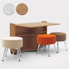 שולחן קומודה נפתח מבית BRADEX דגם PORTER