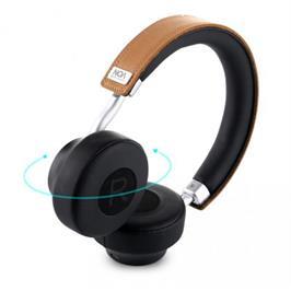 אוזניות בלוטוס On Ear סטריאפוניות מבית NOA Clear Sound