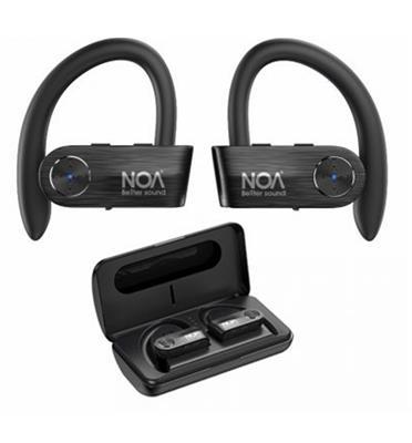 אוזניות בלוטוס סטריאו ייעודיות לספורט Noa Travel X