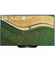 """טלוויזיה 65"""" בטכנולוגיית OLED,ברזולוציית 4K Ultra HD עם ניגודיות אינסופית,HDR דגם OLED 65B9 LG"""