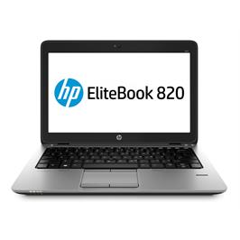 "מחשב נייד HP EliteBook דגם 820 G1 בעל מסך 12.5"" מעבד I5 זיכרון 4GB דיסק קשיח 128GB SSD ומערכת הפעלה Windows 10 Home מוחדש"