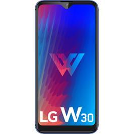 """סמארטפון 6.26"""" 32GB מצלמה 16MP תוצרת LG דגם LG W30 MH45"""