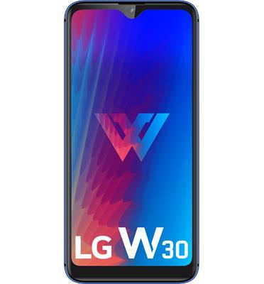 """סמארטפון 6.26"""" 32GB מצלמה 16MP תוצרת LG דגם LG W30 MH45 מחודש"""