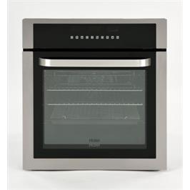 תנור בנוי פירוליטי 76 ליטר בגימור נירוסטה מבית HAIER דגם HOP-8000SS