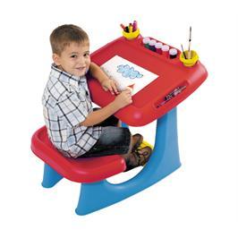 שולחן ילדים שלי מבית KETER דגם Sit and Draw