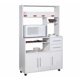 ארון שירות למטבח ומיקרוגל מבית BRADEX דגם MARIUS
