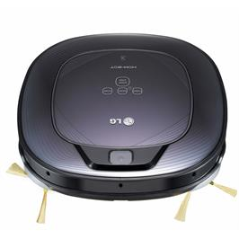 שואב רובוט HOM-BOT עם מנוע אינוורטר חכם מבית LG דגם VR6571LV