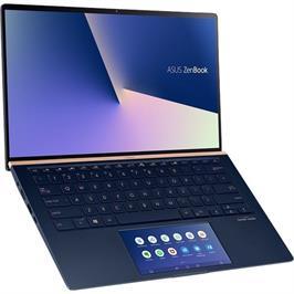"""מחשב נייד """"14 8GB 512SSD מעבד Intel® Core™ i5-8265U תוצרת ASUS דגם UX434FL-AI046T"""
