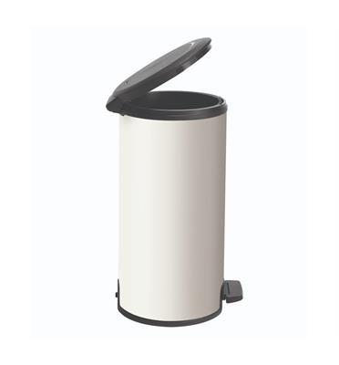 פח פדל 30 ליטר עגול מבית KETER דגם Bin round pedal