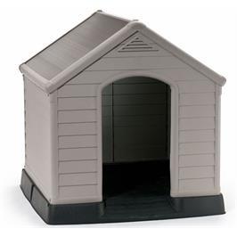 מלונה שגם אתם וגם כלבכם תתאהבו מבית KETER דגם DOG HOUSE