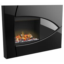 קמין קיר WALL FIRE מבית Dimplex by Morphy Richards דגם BURBANK / TAHOE