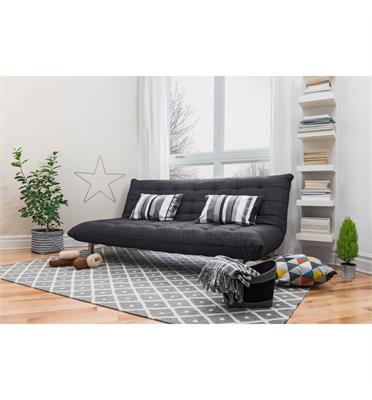 ספה תלת מושבית נפתחת למיטה ברוחב וחצי מבית BRADEX דגם ARIS