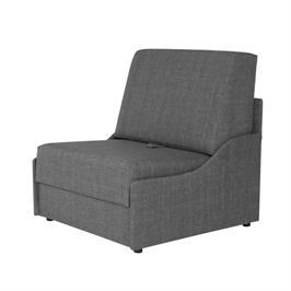 כורסא מעוצבת נפתחת למיטת יחיד מבית BRADEX דגם DREAM