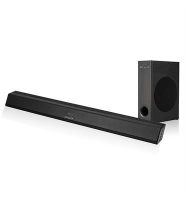 מקרן קול בלוטוס ARC) HDMI) וכניסה אופטית עם סאב וופר אלחוטי 250W דגם JBX-002DW
