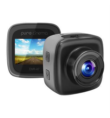מצלמת דרך לרכב עם 3 עדשות צילום דגם DVR-47