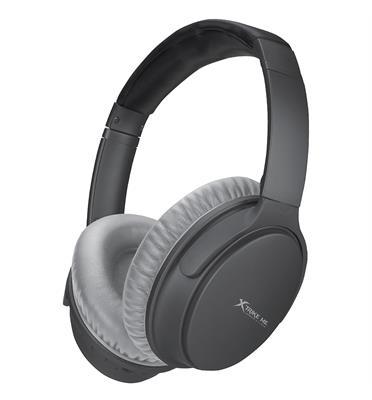 אוזניות בלוטוס מתקפלות עם מיקרופון מובנה עם ANC מסנן רעשים אקטיבי דגם ANC-001