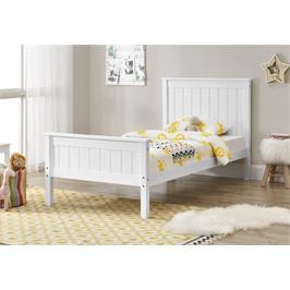 מיטת יחיד עשויה עץ מלא מסדרת VERY WOOD של HOME DECOR דגם עדן