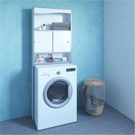 ארון למכונת כביסה או חדר שירותים רב שימושי מבית BRADEX דגם SURF