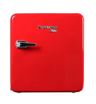 מקרר משרדי רטרו 50 ליטר De-Frost נורמנדה דגם ND56