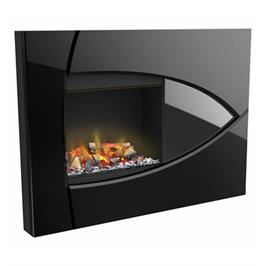 קמין קיר WALL FIRE מבית Dimplex by Morphy Richards דגם BURBANK מתצוגה