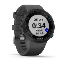 שעון דופק לשחייה עם GPS מובנה לבריכה ולמים פתוחים מבית GARMIN דגם Swim 2